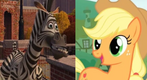 Marty and Applejack