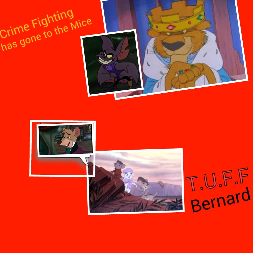 T.U.F.F. Bernard