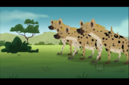 Spotted Hyena (Wild Kratts)