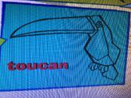 Stanley toucan