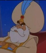Sultan in The Return of Jafar