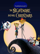 The Nightmare Beefore Christmas (TheWildAnimal13 Animal Style) Poster