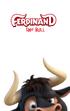 Ferdinand the Bull (Winnie the Pooh)