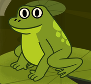 Frog in turn and learn