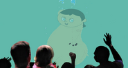 Hippo Ms. Keane Gets Visited by the People