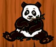Hugo lek och lar 2 den magiska resan panda