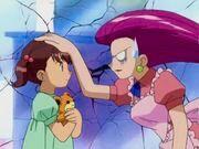 Jessie insulted