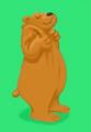 Jumpstart firstgrade bears have fur coats
