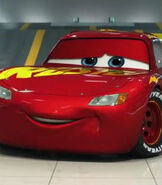 Lightning McQueen in Cars 3-0