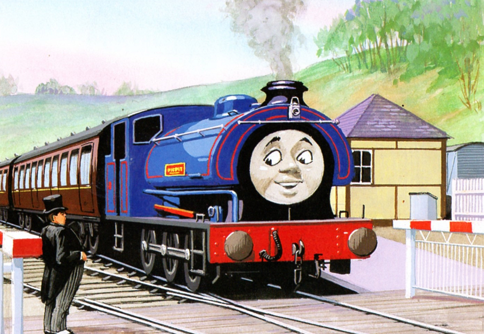 Wilbert the Forest Engine