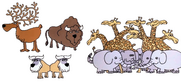 Schoolhouse rock four legged zoo animals 3