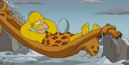 Simpsons Smilodon