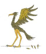 Stymphalian bird by espc13 d46ti0j