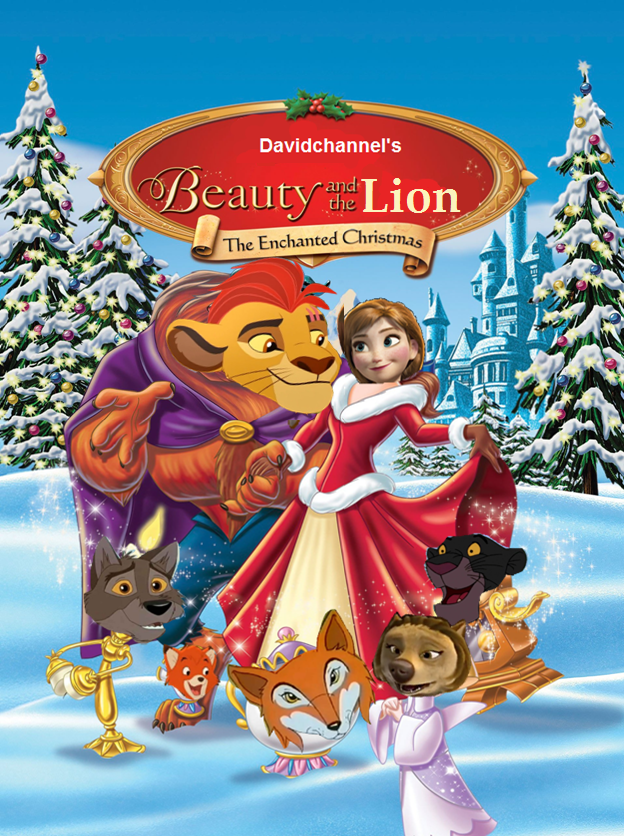 Beauty and the Lion 2: The Enchanted Christmas (1997)