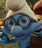 Brainy Smurf in The Smurfs (2011)
