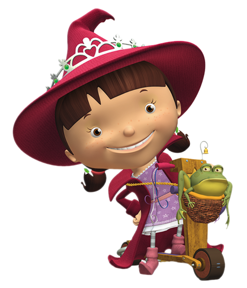 Evie (Mike the Knight)