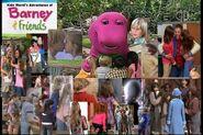 Kids World's Adventures of Barney & Friends 6