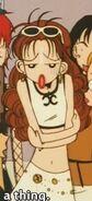 Mariko Nakasu's Belly Button 15