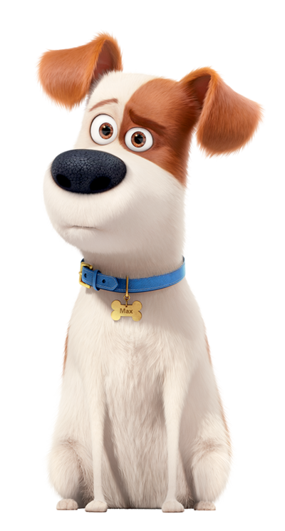 Max the secret life of pets.png