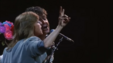 Paul McCartney and Linda Singing Carry That Weight