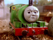Percy angry 11