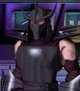 Shredder in Teenage Mutant Ninja Turtles (2013; Video Game)