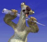 Sid's icicle trick