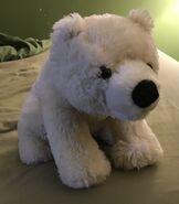 Snow the Polar Bear