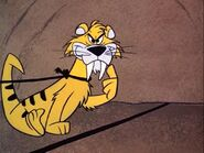 The Flintstones - Saber-Toothed Cat as a Watchcatasaurus from Room for Two (1)