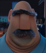 Tim Lockwood in Cloudy With a Chance of Meatballs (2009)