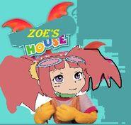 Zoe's house