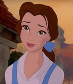 Belle in Beauty and the Beast