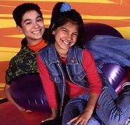 Caroline and Kenny