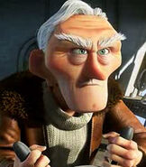 Charles Muntz in Up