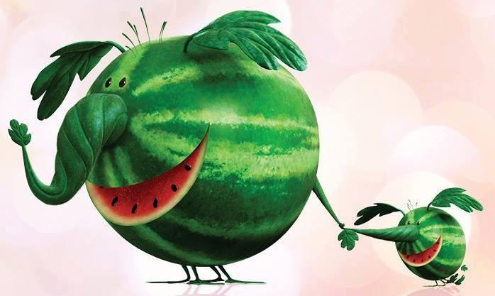 Watermelophant