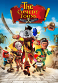 Comedy toons band of misfits poster