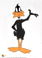 Daffy Duck in Looney Tunes
