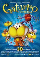 Gaturro pelicula poster