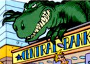 Godzilla scrooge