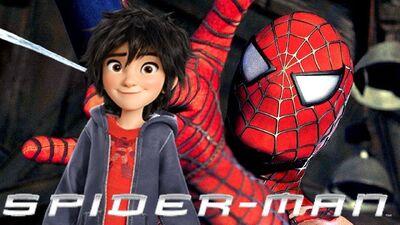 Hiro Hamada as Spider-Man.jpg