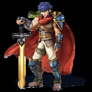 Ike smash bros