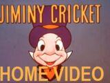 Jiminy Cricket Home Video