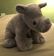 Kana the Baby Rhinoceros
