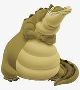 Louis alligator