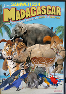 Madagascar (SW1234 Style) Poster
