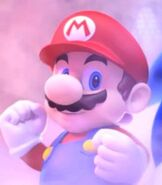 Mario in Mario and Sonic at the London 2012 Olympic Games