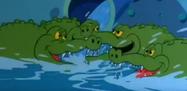 Pac-Man S01E11 Crocodiles