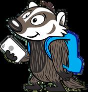 RR Boomer Badger