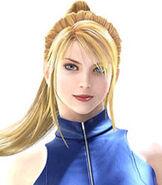 Sarah Bryant in Virtua Fighter 5