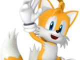 Tails & Po's Christmas in July